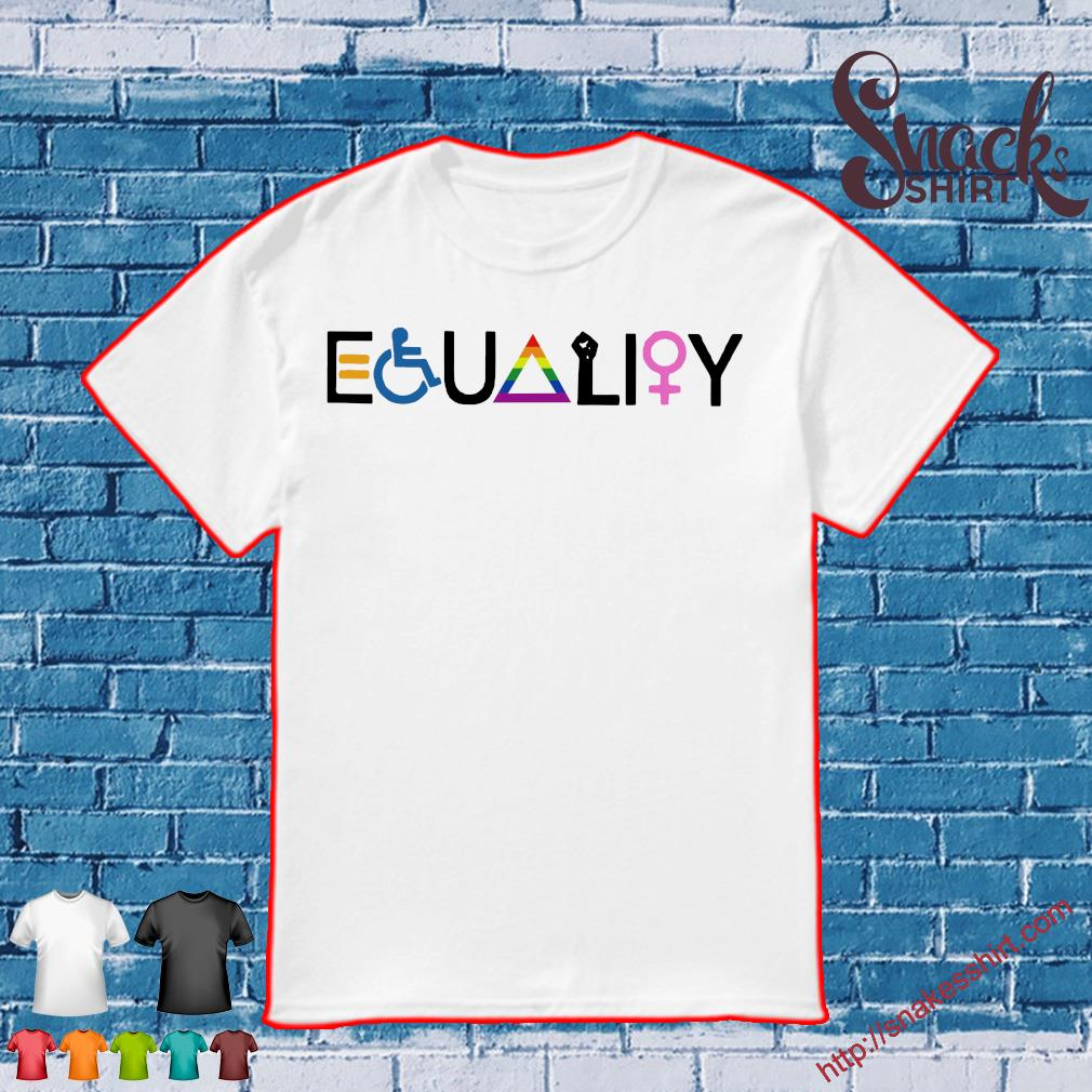 Official Equality Symbol Shirt