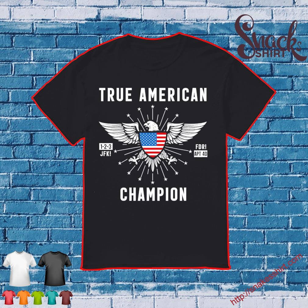 Eagle True American Champion shirt
