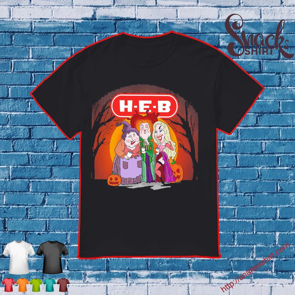 Hocus Pocus HEB Halloween shirt