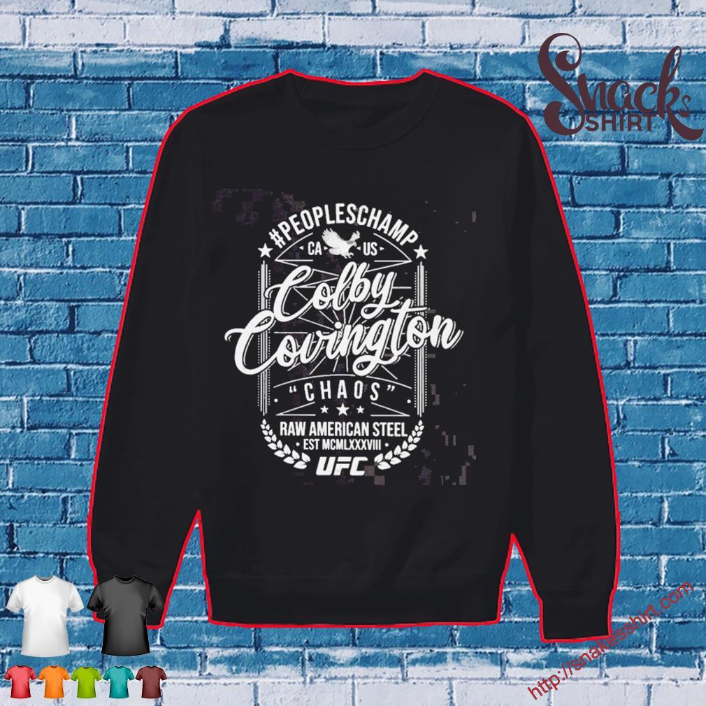 #Peopleschamp Colby Covington UFC Shirt Sweater