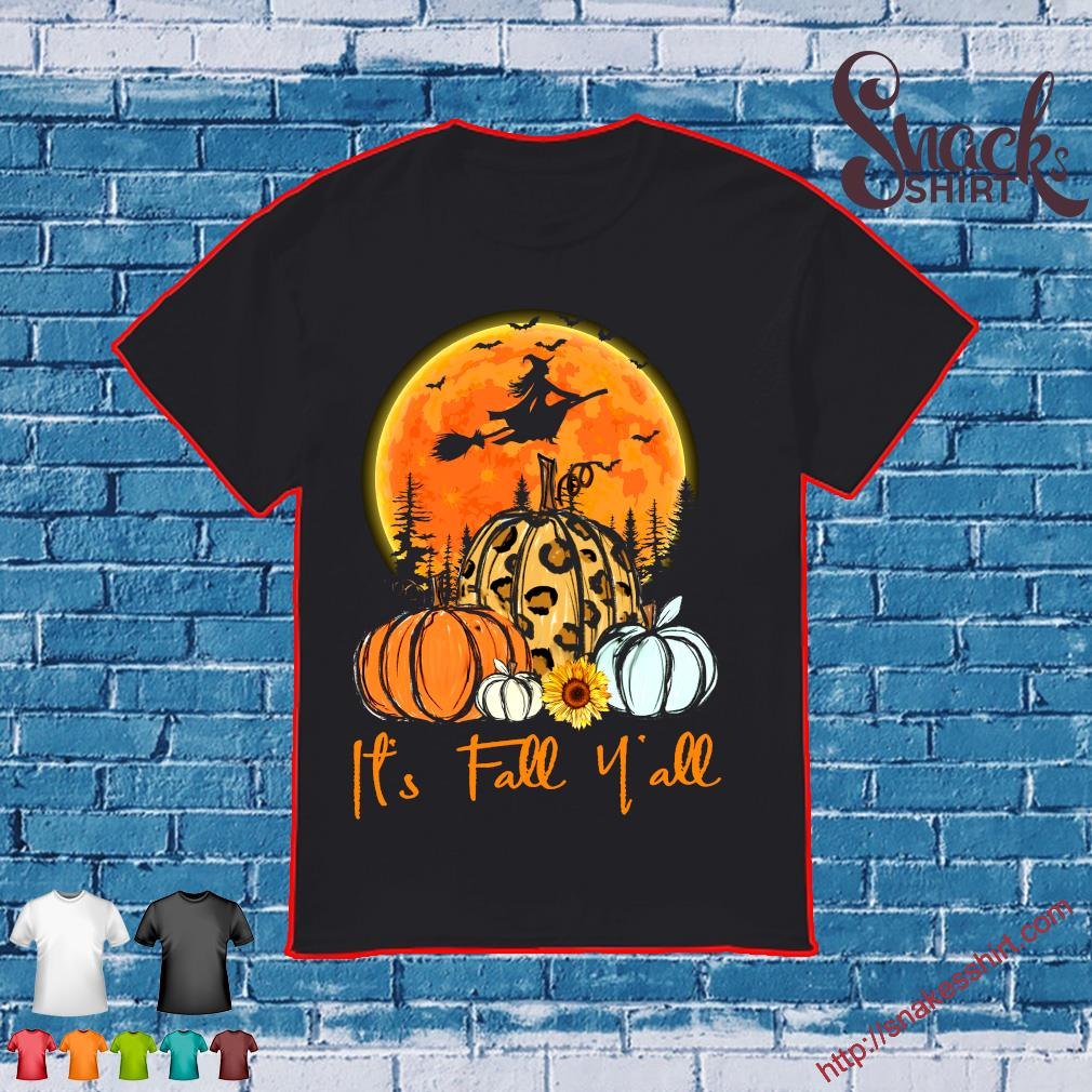 SWITCH IT;S FALL Y'ALL SHIRT