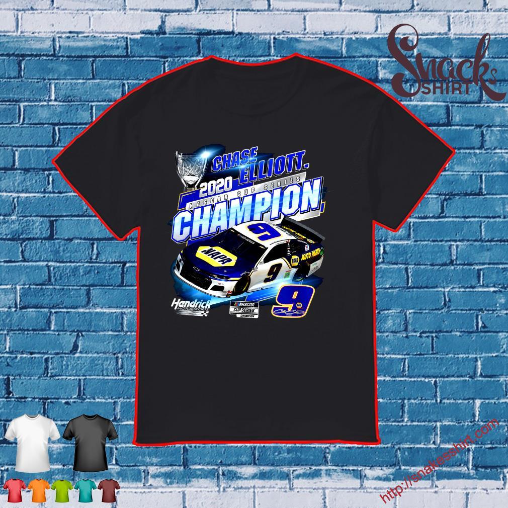 Chase 2020 elliott nascar cup series champion hendrick shirt