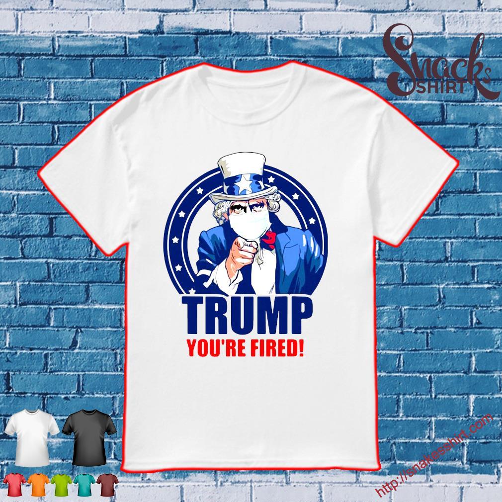 Trump you're fired shirt