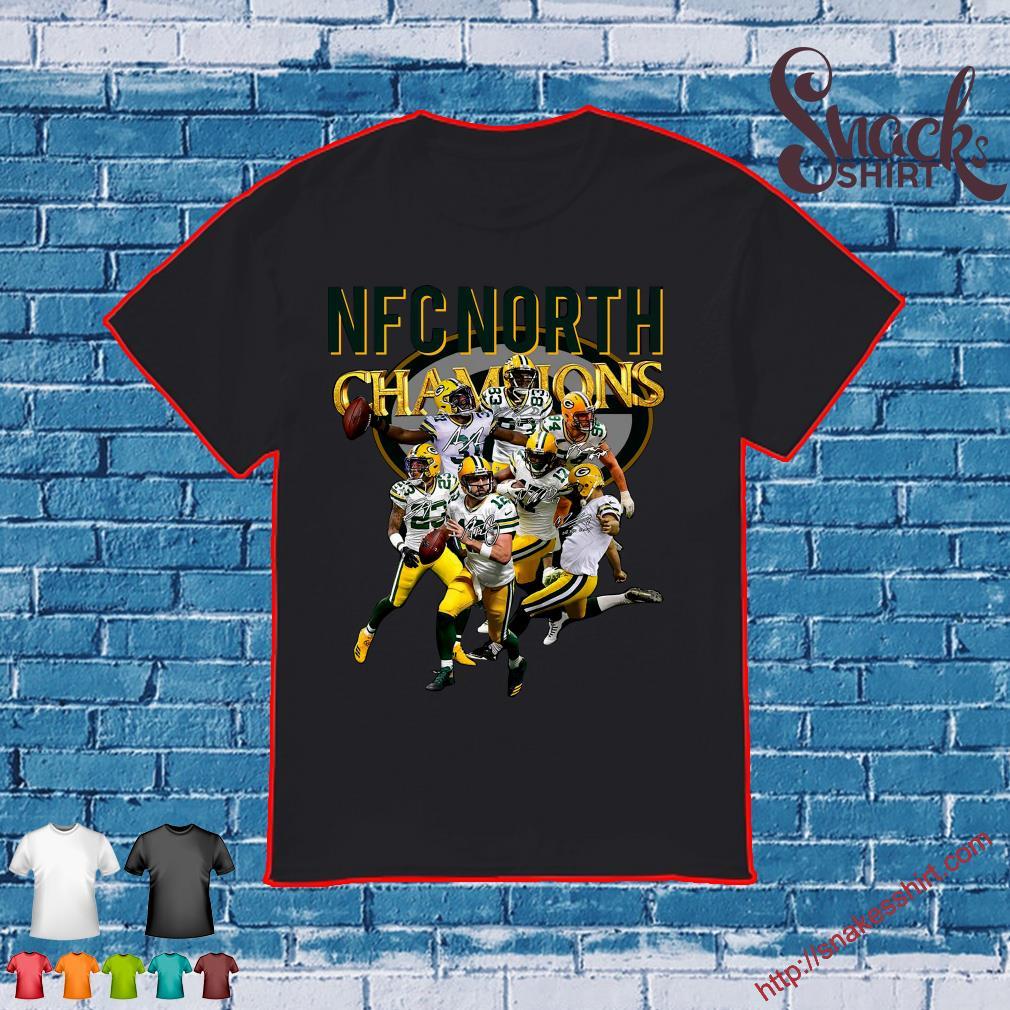 Nfc North champions shirt
