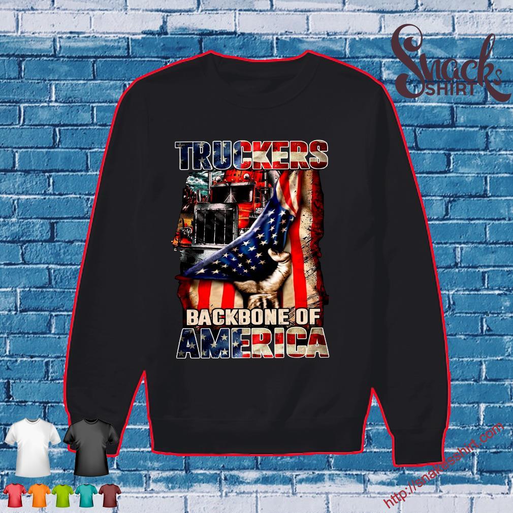 Truckers backbone of America s Sweater